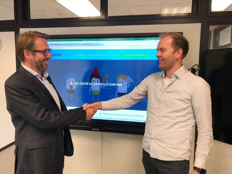Sandefjord og Iconfirm inngår avtale