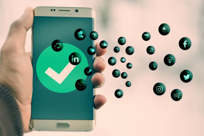 smartphone samtykke